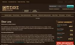 Osiris Casino Screenshot 4