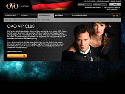 OVO Casino Screenshot 3