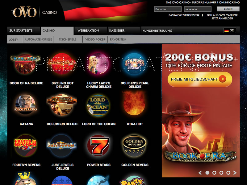 Play Rich World Slot Game Online | OVO Casino