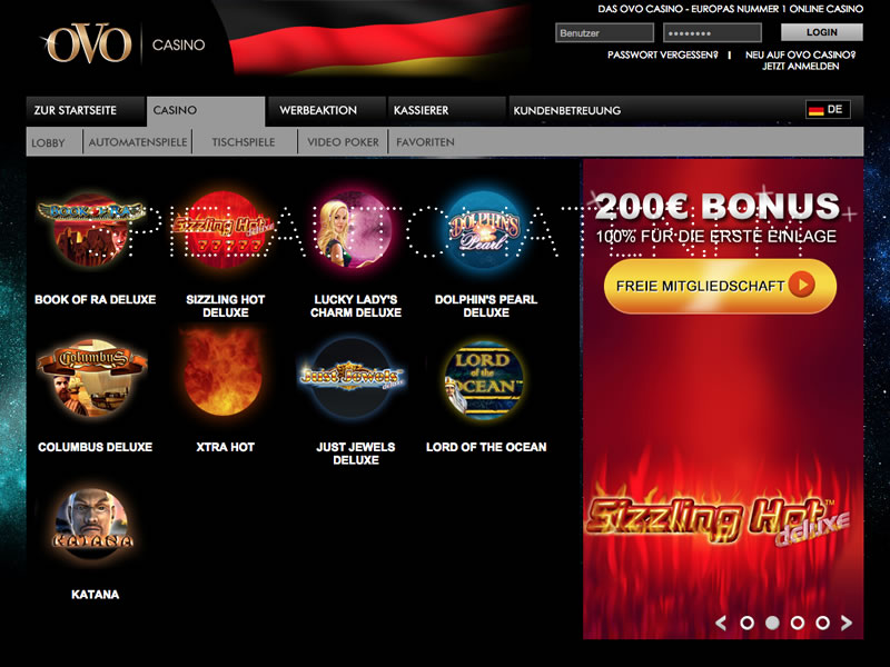 Play Hot Chance Slot Game Online | OVO Casino