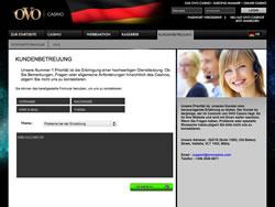 OVO Casino Screenshot 9