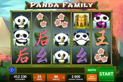 Panda Family Screenshot 1