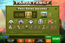 Panda Family Screenshot 2