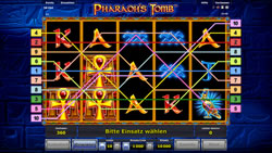 Pharaoh's Tomb Screenshot 2