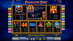 Pharaoh's Tomb Screenshot 3
