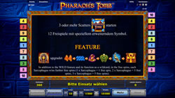 Pharaoh's Tomb Screenshot 4