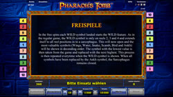 Pharaoh's Tomb Screenshot 5