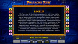 Pharaoh's Tomb Screenshot 6