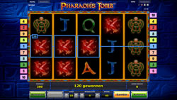 Pharaoh's Tomb Screenshot 7