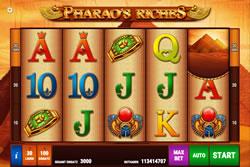 Pharao's Riches Screenshot 1