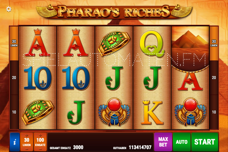 Spiele PharaoS Riches - Video Slots Online