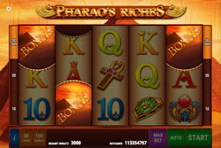 Pharao's Riches Screenshot 10
