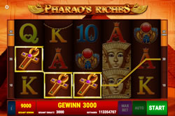 Pharao's Riches Screenshot 13