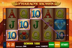 Pharao's Riches Screenshot 3