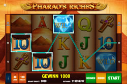 Pharao's Riches Screenshot 9
