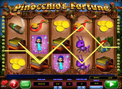 Pinocchio's Fortune Screenshot 12
