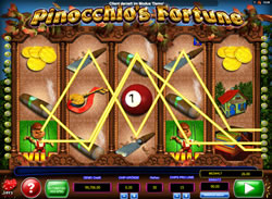 Pinocchio's Fortune Screenshot 8
