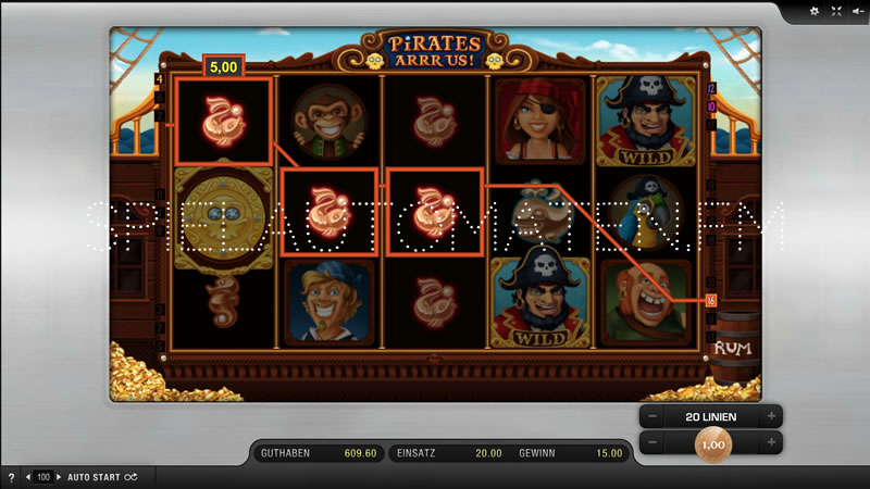 pirates arrr us spielen