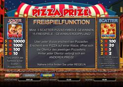 Pizza Prize Screenshot 2