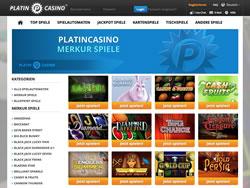 Platincasino Screenshot 6