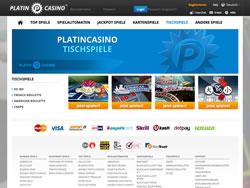 Platincasino Screenshot 7