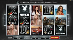 Playboy Online Slot Screenshot 4