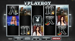 Playboy Online Slot Screenshot 5