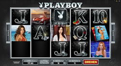 Playboy Online Slot Screenshot 6