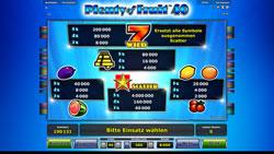 Plenty of Fruit 40 Screenshot 3