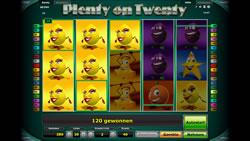 Plenty on Twenty Screenshot 5