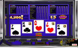 Pyramid Poker Screenshot 1