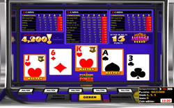 Pyramid Poker Screenshot 2
