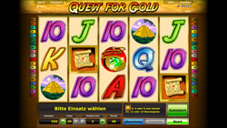 Quest for Gold Screenshot 1