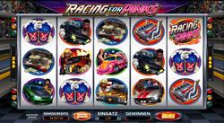 Racing for Pinks Screenshot 1
