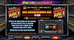 Racing for Pinks Screenshot 2