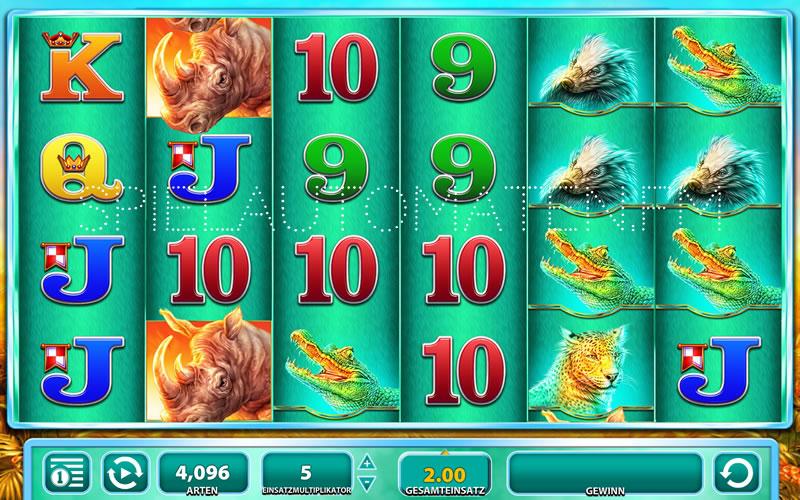 raging rhino online casino