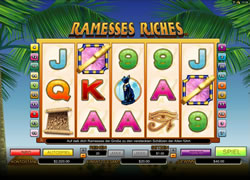 Ramesses Riches Screenshot 2