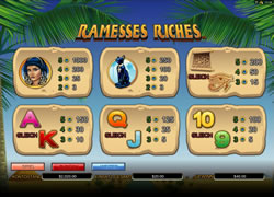Ramesses Riches Screenshot 3