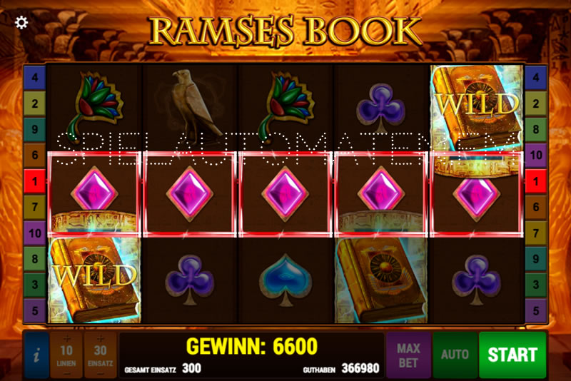 cleopatra queen of slots spielen