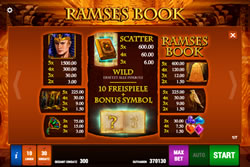 Ramses Book Screenshot 2