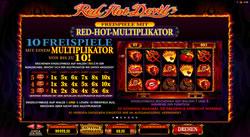 Red Hot Devil Screenshot 3