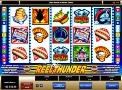 Reel Thunder Screenshot 1