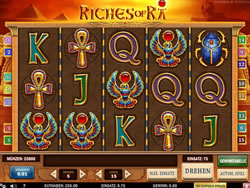 Riches of Ra Screenshot 1