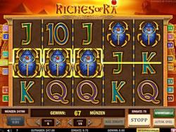 Riches of Ra Screenshot 2