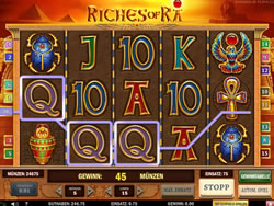 Riches of Ra Screenshot 5