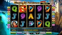 Rings of Fortune Screenshot 1