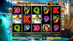 Rings of Fortune Screenshot 10