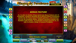 Rings of Fortune Screenshot 4