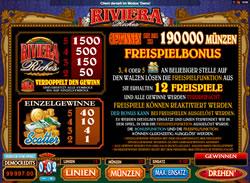 Riviera Riches Screenshot 4