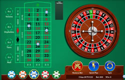 Roulette Screenshot 1